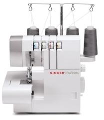 Maquina coser singer overlock 14sh754