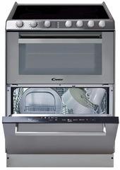 Cocina Candy TRIO anafe+horno+lavavajillas 9503/1