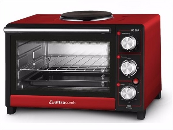 Horno electrico con anafe ultracomb uc 28ajpg