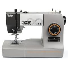 Maquina de coser Toyota Power Fabriq-17