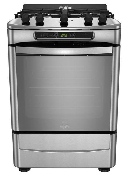 Cocina whirlpool wf560xt frente