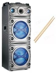 Parlante Eversound EV-363 c/pads de bateria