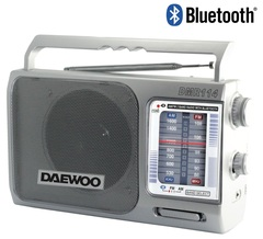 Radio Daewoo DM-114 c/ BLUETOOTH