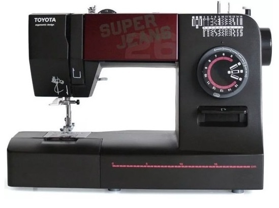 Maquina de coser superj26