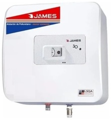 Termotanque James 30 Lts. Electrico / Colgar