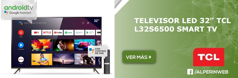 Televisor led 32 tclsmart tv