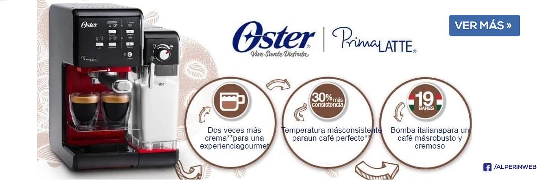 Cafetera oster prima latte1