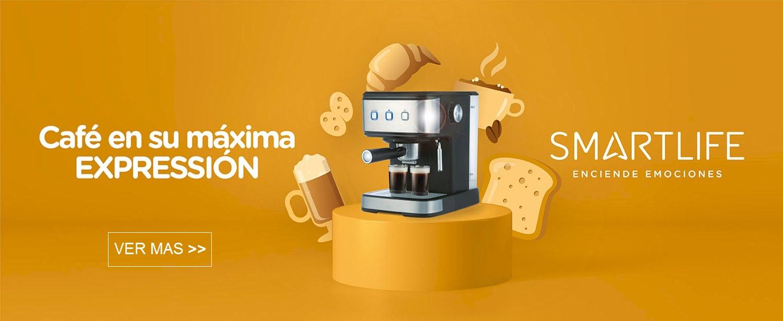 Cafetera smartlife