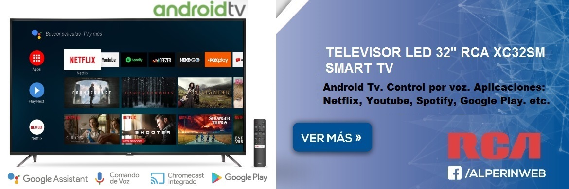 Led rca 32 android